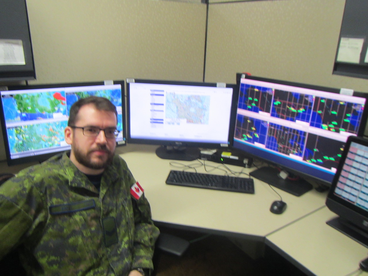 Keven Bruce | Tactical Weather Specialist