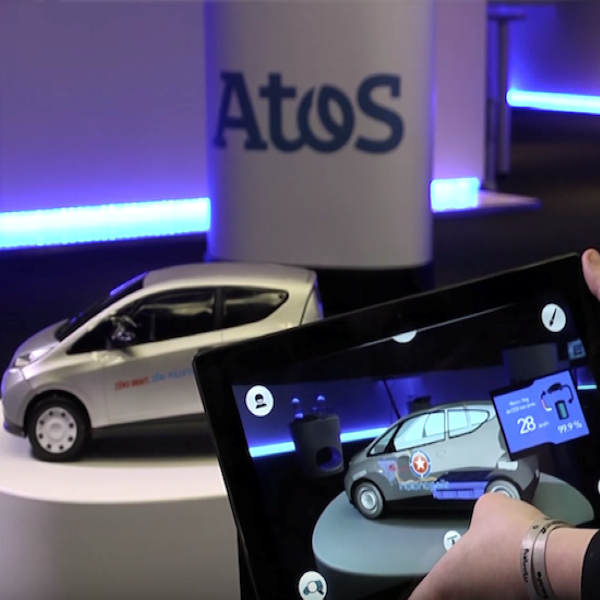 Développeur application mobile, Atos